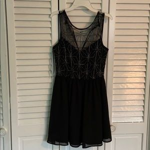 Dresses - Sparkly Black Homecoming/Prom Dress